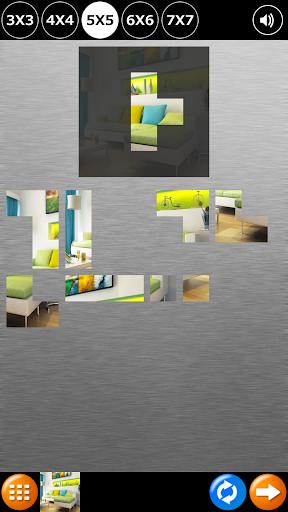 塊拼圖:房間