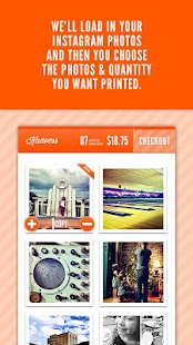 Kanvess - Print Instagram Pics - screenshot thumbnail