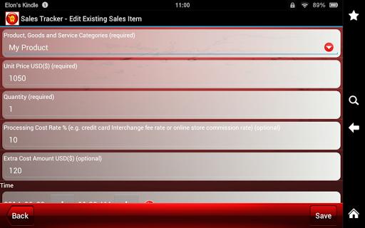 【免費商業App】Sales Tracker-APP點子