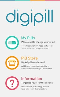 Digipill- screenshot thumbnail