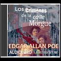Audiolibro: Los Crímenes de… logo