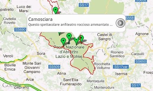 Sui Sentieri del Parco- screenshot thumbnail