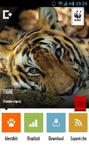 WWF Adoption l'app ufficiale