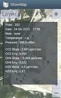 Screenshot of FluxManager