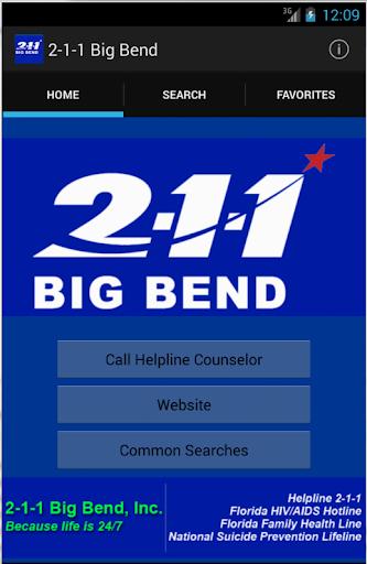 2-1-1 Big Bend