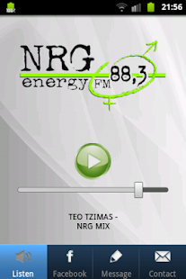Energy 88.3- screenshot thumbnail