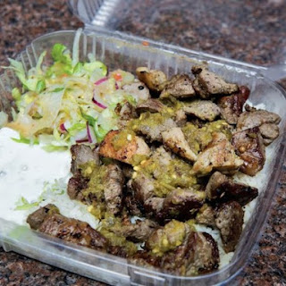 Kwik Meal Cart's Lamb from 'New York a la Cart'