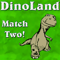 Dinosaur Land - Match Two FREE icon