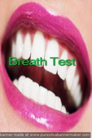 funny breath test - screenshot