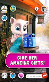 Talking Angela Screenshot 3