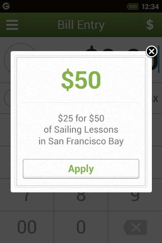 Groupon Merchants - screenshot