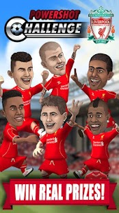 Liverpool FC Powershot Chall.- screenshot thumbnail
