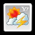 Yahoo!天気 for SH 雨雲や台風の接近がわかる気象レーダー搭載の天気予報アプリ download