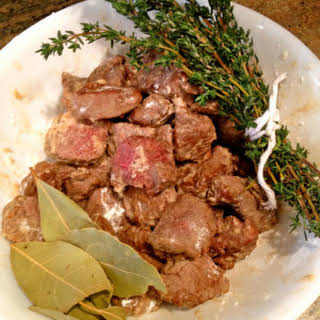 French Country Beef Stew.
