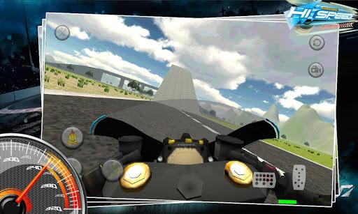3D摩托赛车