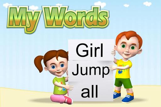 My Words - Autism Series