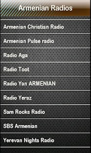 Armenian Radio Armenian Radios - screenshot thumbnail