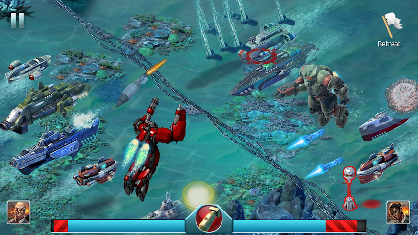 android World at Arms Screenshot 11