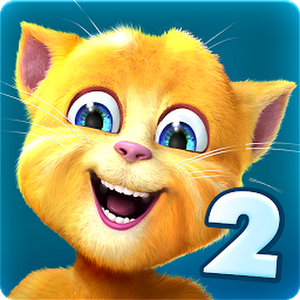 Talking Ginger 2 v2.0 [Unlocked] Apk App