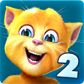 Download Talking Ginger 2 APK on PC