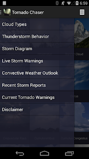 Tornado Chaser screenshot for Android