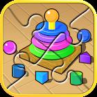 Quebra-cabeças App Grátis icon