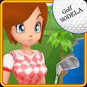 ゴルフモデラ♪Golfコースも作れる無料ゴルフゲームアプリ icon