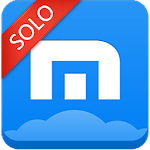 Maxthon-themed Launcher 1.0.0 Apk
