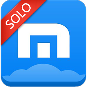 Maxthon-themed Launcher 個人化 App LOGO-硬是要APP
