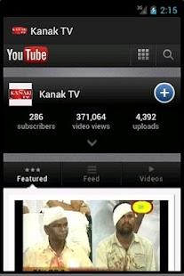 Kanak TV - screenshot thumbnail