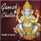 Ganesh Chalisa Audio & Lyrics icon