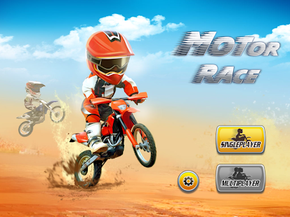Mad Moto Racing: 特技摩托 賽車遊戲 App-癮科技App