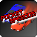 Pocket Speedos AdVersion logo