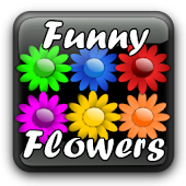 Funny Flowers LiveWallpaper