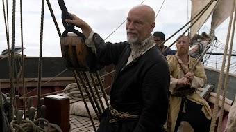The Man Who Killed Blackbeard