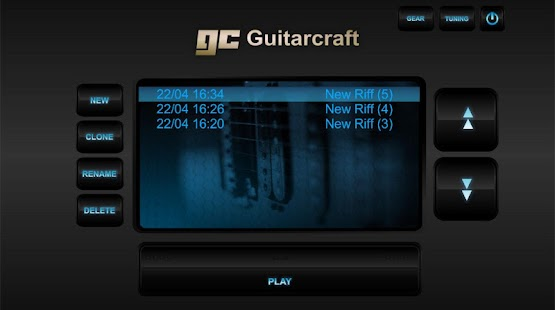 Guitarcraft - Creative guitar - screenshot thumbnail