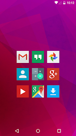 Stark - Icon Pack Screenshot 1