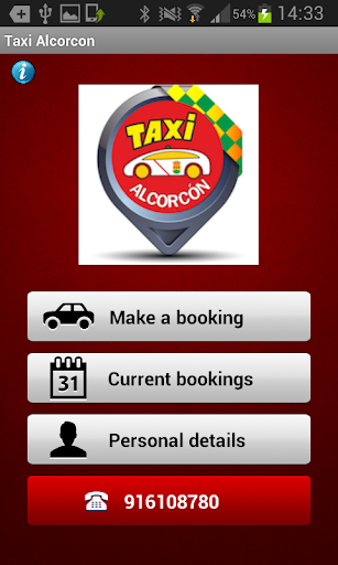 Taxi Alcorcon