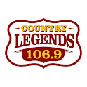 Country Legends 106.9 icon