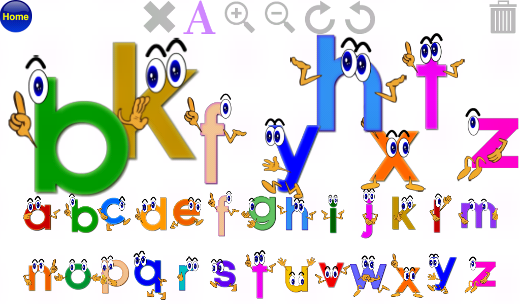 Phonic Sounds of Alphabets Abc Phonics Talking Alphabet