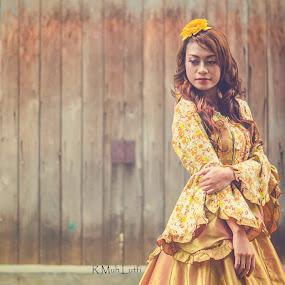 Noni Belanda by R Muh Lutfi - People Fashion
