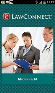 Medizinrecht- screenshot thumbnail