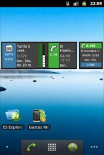 Gastos Móvil Plus- screenshot thumbnail
