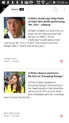 無料娱乐AppのAPink (Kpop) Stage|記事Game