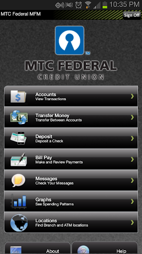 MTC Federal Mobile Branch
