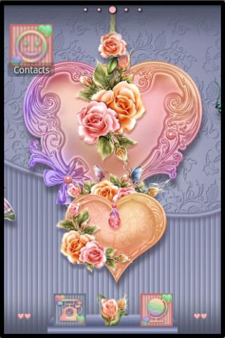 ADW  Valentine Hearts Romance - screenshot