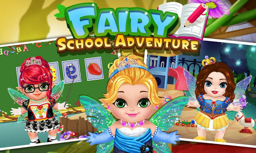 Fairy Princess School Fun Time