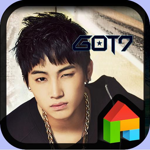 GOT7_JB dodol theme