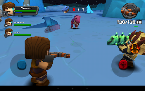 Call of Mini™ Dino Hunter Screenshot 17