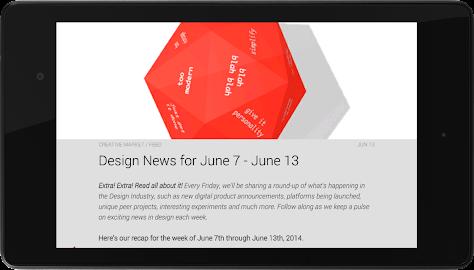 Amber RSS Reader Screenshot 16